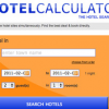 Thumbnail image for Review of Hotelcalculator.com